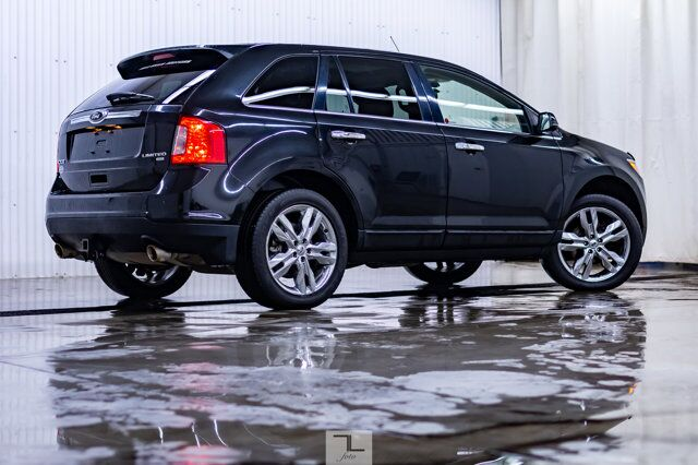 2013 Ford Edge AWD Limited Leather Roof Nav Red Deer AB