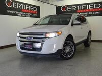 Ford Edge LIMITED PANORAMIC ROOF NAVIGATION BLIND SPOT ASSIST REAR CAMERA REAR PARKIN 2013