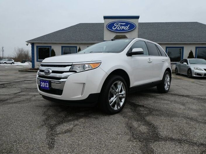 2013 Ford Edge Limited - NAVIGATION - BLIND SPOT DETECTION - LEATHER - SUNROOF - REMOTE START - HEATED SEATS Essex ON