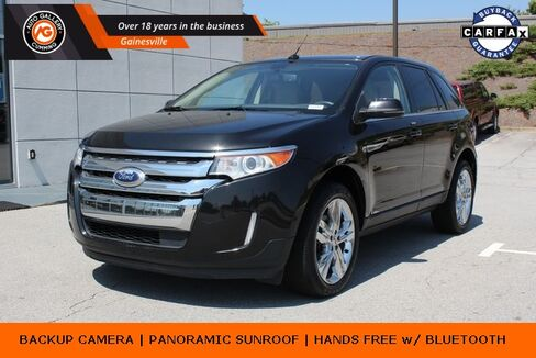 2013_Ford_Edge_Limited_ Gainesville GA