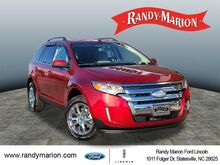 2013_Ford_Edge_Limited_  NC