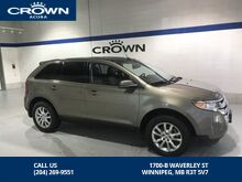 2013_Ford_Edge_Limited AWD 100% CLEAN CARPROOF LOCAL VEHICLE_ Winnipeg MB