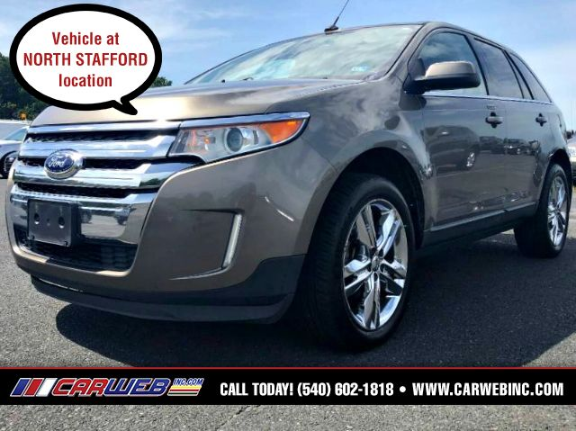 2013 Ford Edge Limited AWD Fredricksburg VA