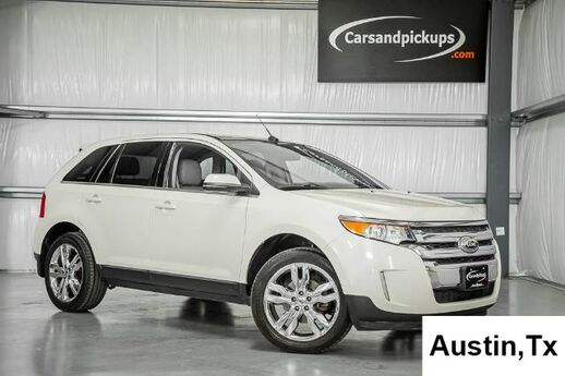 2013 Ford Edge Limited Dallas TX