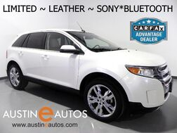 2013_Ford_Edge Limited_*BACKUP-CAMERA, TOUCH SCREEN, LEATHER, HEATED SEATS, SONY AUDIO, BLUETOOTH PHONE & AUIDO_ Round Rock TX
