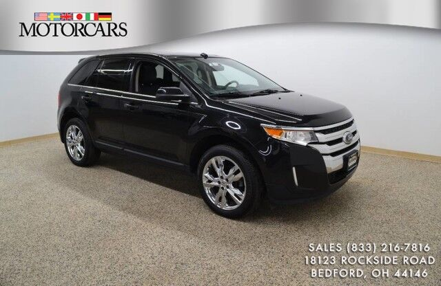 2013 Ford Edge Limited Bedford OH