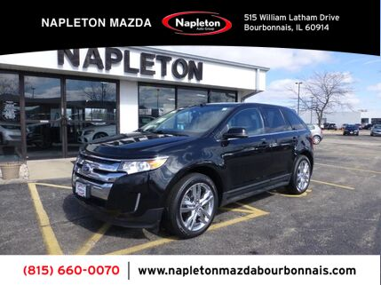 2013_Ford_Edge_Limited_ Bourbonnais IL