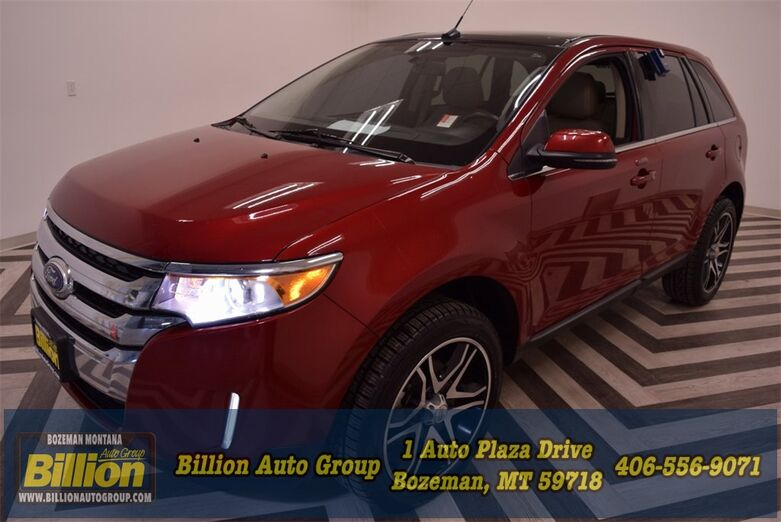 2013 Ford Edge Limited Bozeman MT