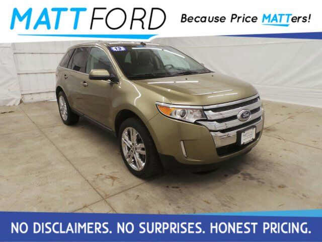 2013 Ford Edge Limited Kansas City MO