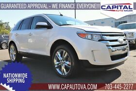 2013_Ford_Edge_Limited_ Chantilly VA