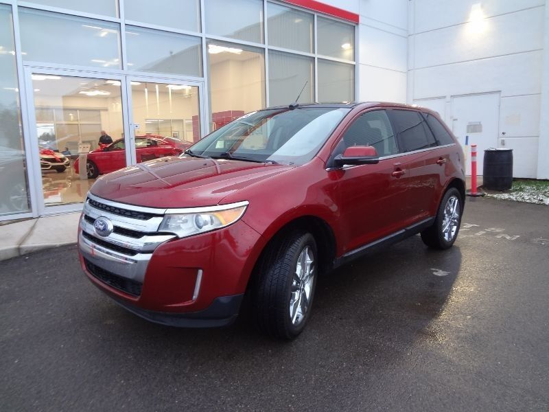 2013 Ford Edge Limited Charlottetown PE