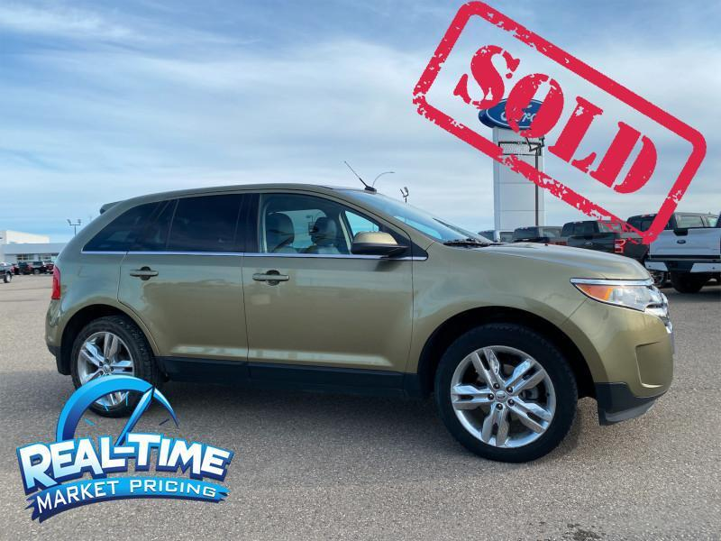 2013_Ford_Edge_Limited_ Claresholm AB