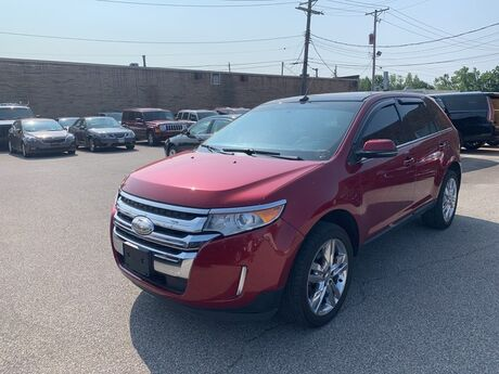 2013 Ford Edge Limited Cleveland OH