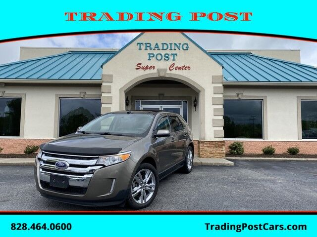 2013_Ford_Edge_Limited_ Conover NC