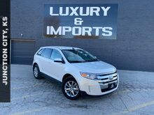 2013_Ford_Edge_Limited_ Leavenworth KS