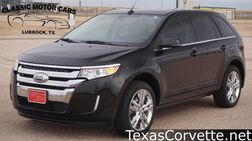 2013_Ford_Edge_Limited_ Lubbock TX