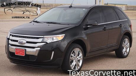 2013 Ford Edge Limited Lubbock TX