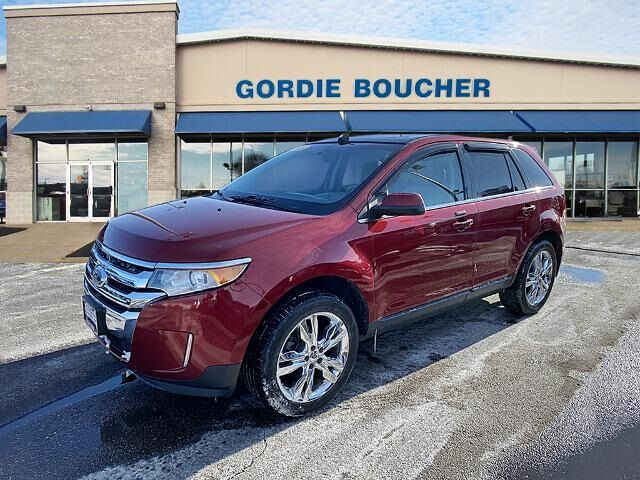 2013 Ford Edge Limited Janesville WI