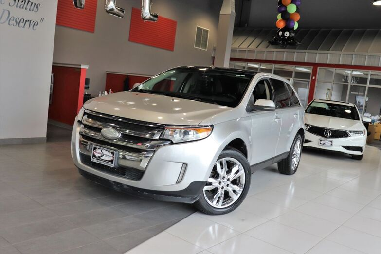 2013 Ford Edge Limited Navigation Panoramic Blind Spot Springfield NJ