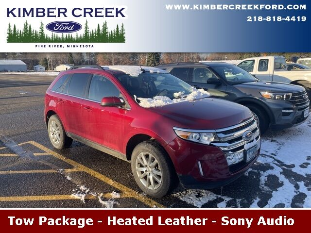 2013 Ford Edge Limited Pine River MN