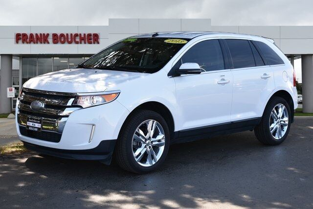 2013 Ford Edge Limited Racine WI