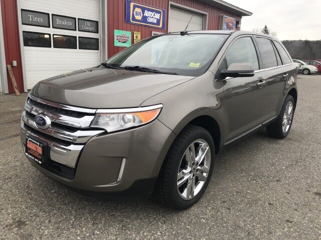 2013 Ford Edge Limited Sabattus ME