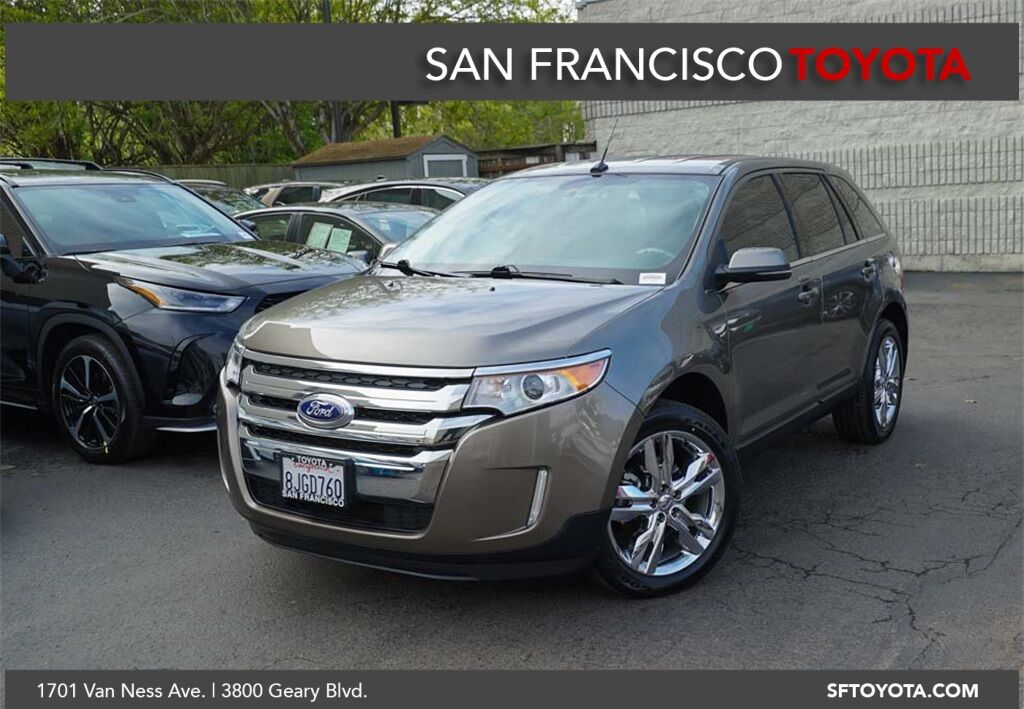 2013 Ford Edge Limited San Francisco CA