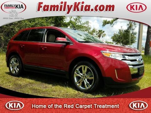 2013_Ford_Edge_Limited_ St. Augustine FL