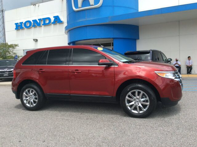 2013 Ford Edge Limited Aiken SC