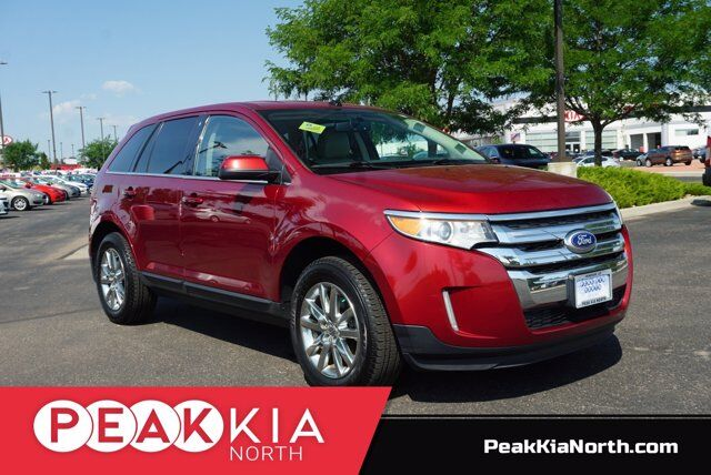 2013 Ford Edge Limited Windsor CO