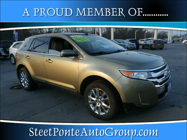 2013 Ford Edge Limited Yorkville NY