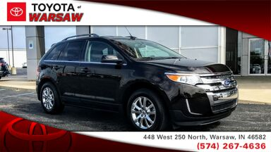 2013_Ford_Edge_Limited_ Warsaw IN