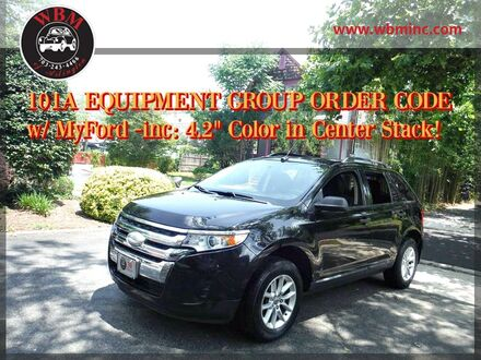 2013_Ford_Edge_SE_ Arlington VA