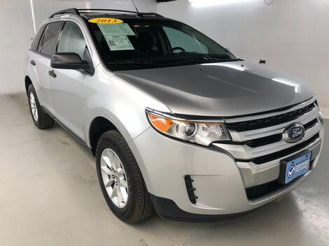 2013_Ford_Edge_SE_ Mission TX