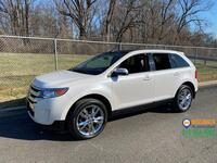 2013 Ford Edge SEL - All Wheel Drive w/ Navigation