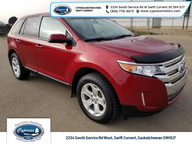 2013 Ford Edge SEL  - Bluetooth -  SYNC -  SiriusXM - $155 B/W Swift Current SK