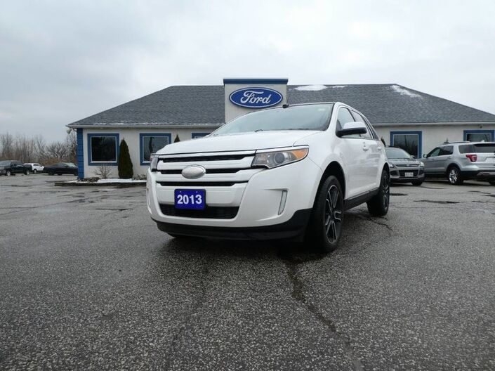 2013 Ford Edge SEL - SALE PENDING - SPORT APPEARANCE PACKAGE - SUNROOF - NAVIGATION - HEATED SEATS Essex ON