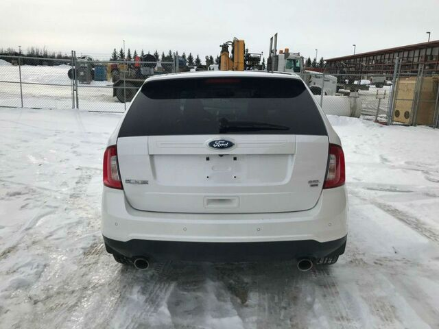 2013 Ford Edge SEL 3.5L V6 AWD ~ Dual Sunroof ~ Heated Leather ~ Nav   EZ Approval Low as $166 B/W  888-299-8130 Sherwood Park AB