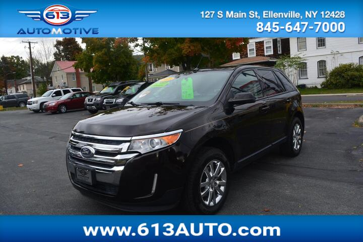 2013 Ford Edge SEL AWD Ulster County NY