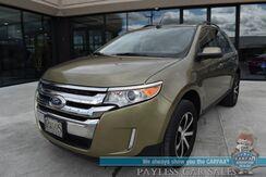 2013_Ford_Edge_SEL / AWD / Microsoft Sync Bluetooth / Cruise Control / Air Conditioning / TOUREN Rims / Low Miles / Tow Pkg_ Anchorage AK