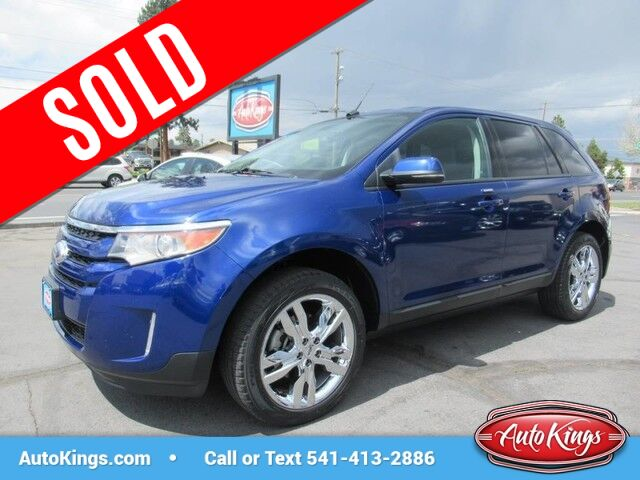 2013 Ford Edge SEL AWD w/Appearance Pkg Bend OR