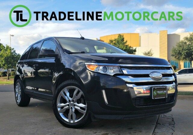 2013 Ford Edge SEL BLUETOOTH, LEATHER, POWER SEATS, AND MUCH MORE!!! CARROLLTON TX