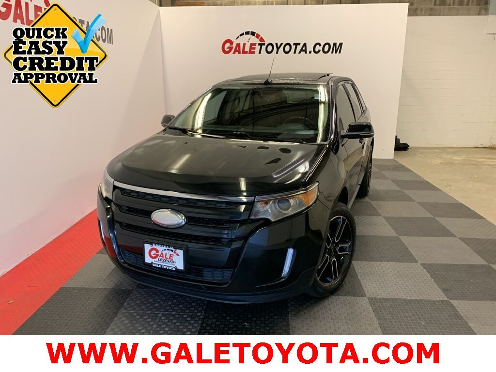 2013 Ford Edge SEL Enfield CT