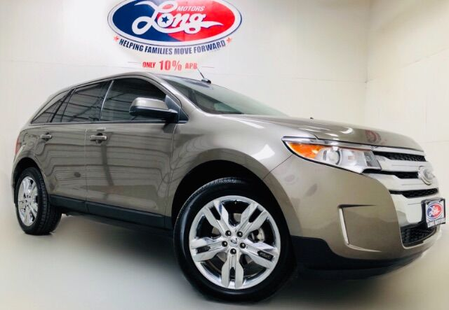 2013 Ford Edge SEL FWD New Braunfels TX