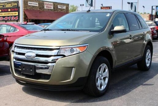 2013 Ford Edge SEL Fort Wayne Auburn and Kendallville IN