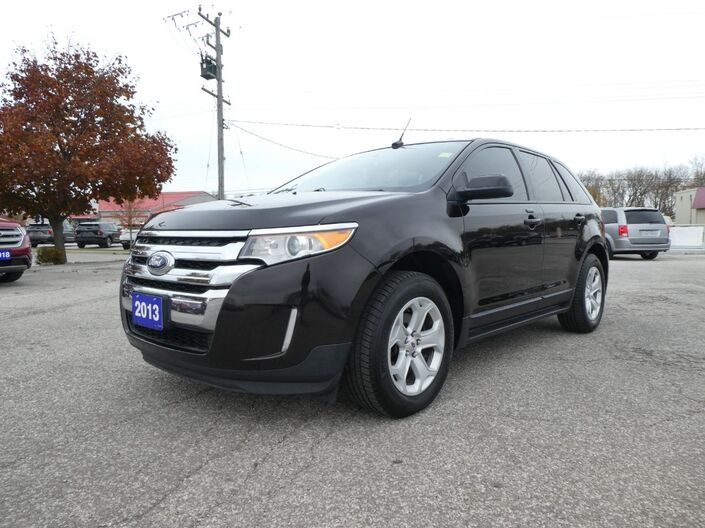 2013 Ford Edge SEL Heated Seats Back Up Cam Cruise Control Essex ON