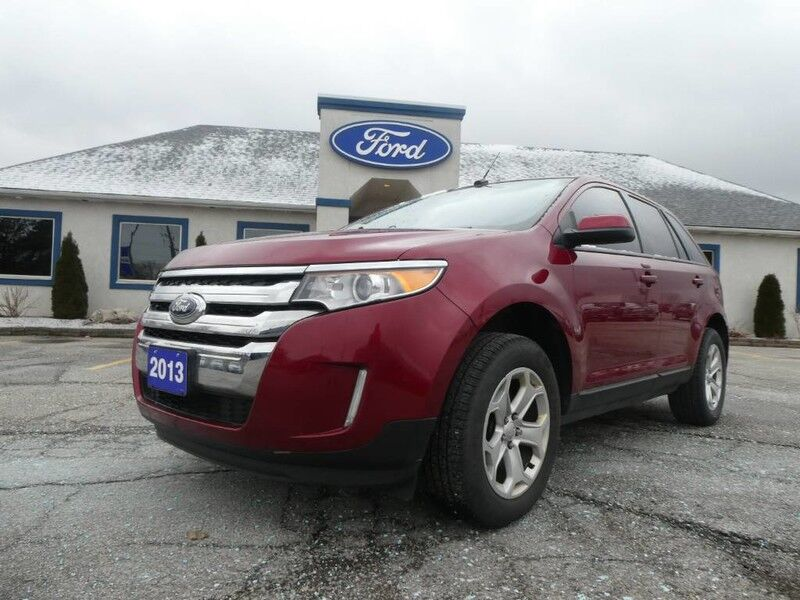 Ford Edge Sel Navigation Heated Seats Eson