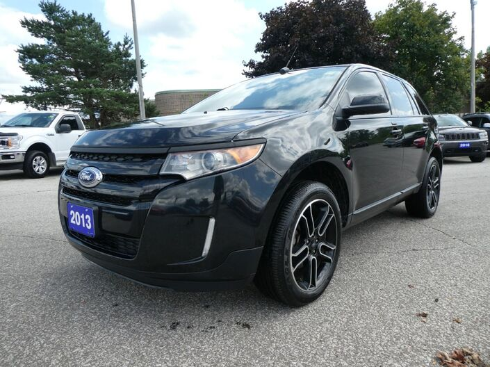 2013 Ford Edge SEL Navigation Heated Seats Panoramic Roof Essex ON