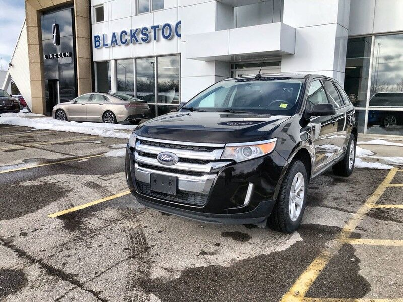 2013 Ford Edge SEL-One Owner-Accident Free-Great Price Mono ON