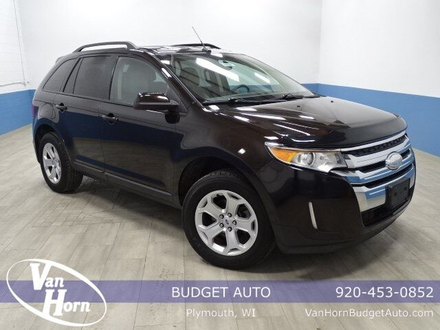 2013 Ford Edge SEL Plymouth WI